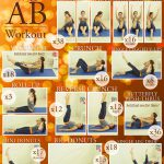 VS Model Ab Workout Printable!