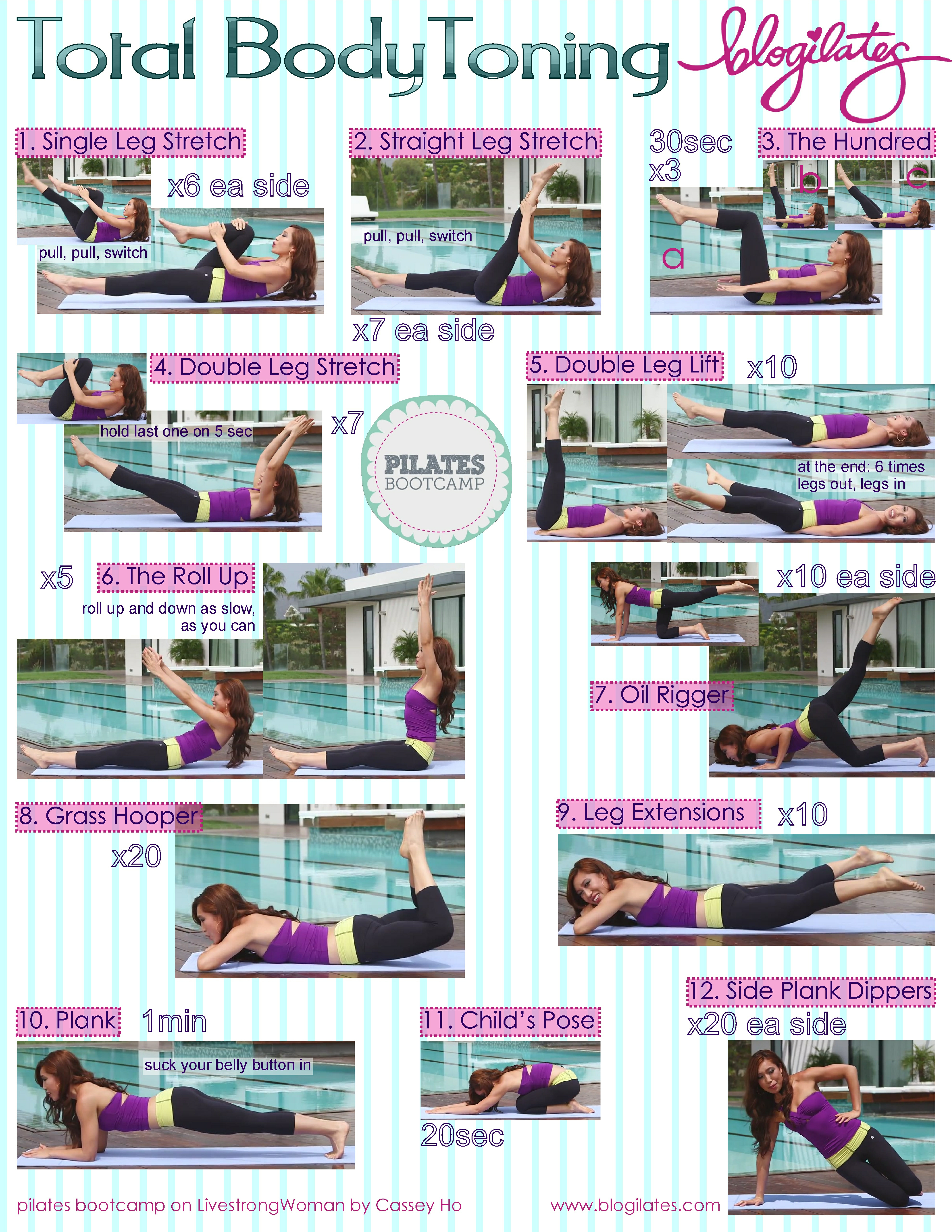 make a workout plan online