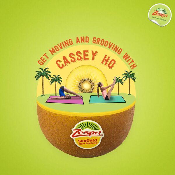 Cassey Ho