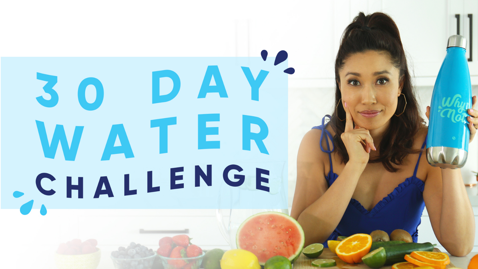 the 30 day water challenge blogilates