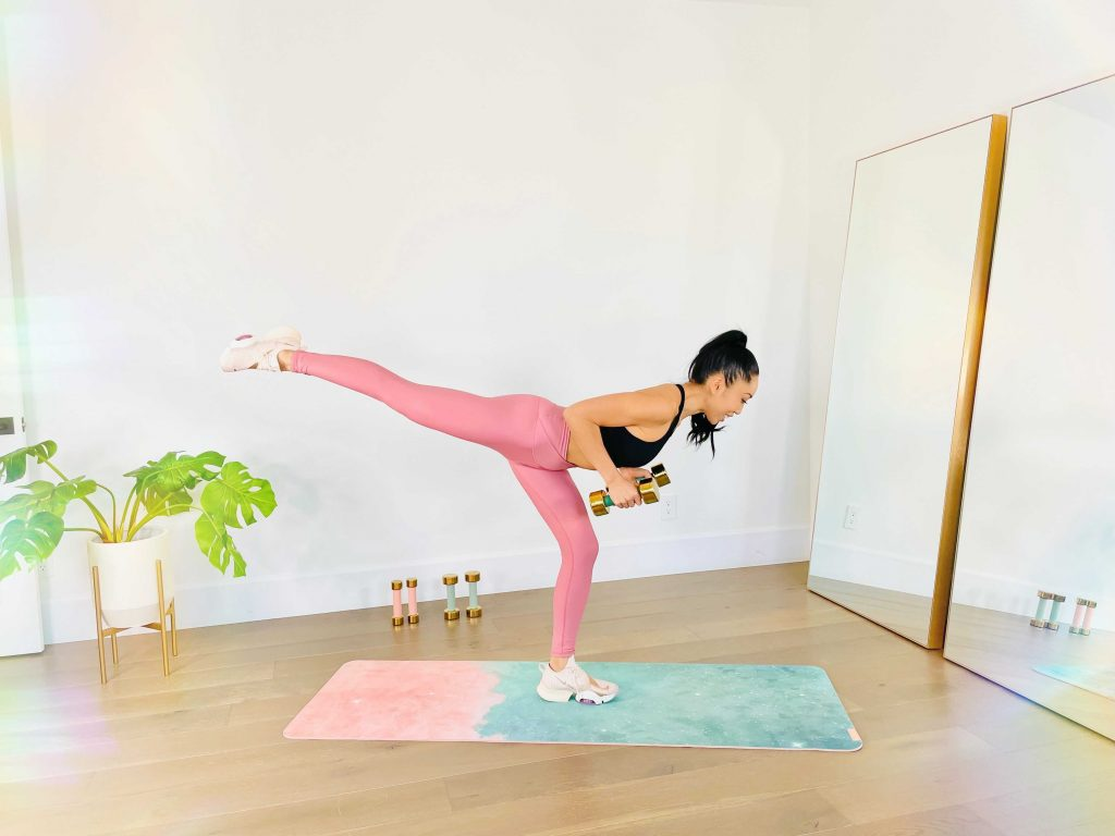 Cassey Ho Blogilates strength workout